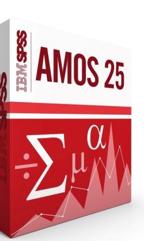 نرم افزار AMOS